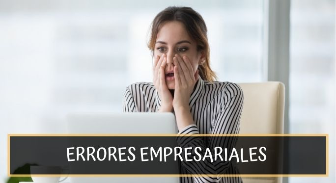 errores empresariales