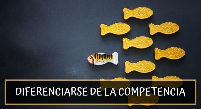 Cómo diferenciarse de la competencia