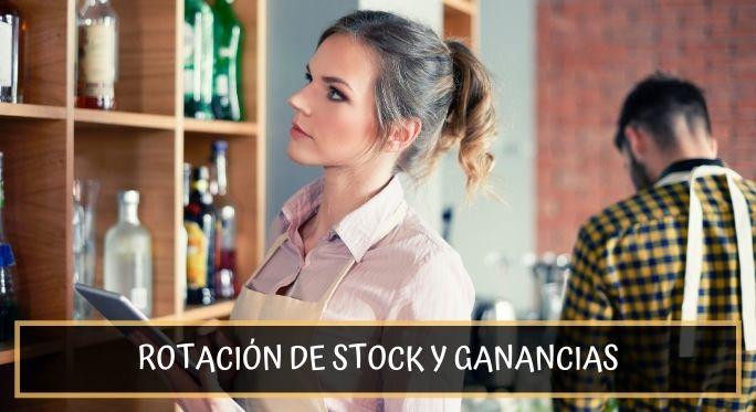 rotación de stock