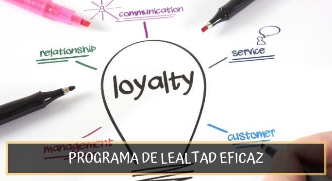 Convierte a cada comprador en un cliente habitual con un programa de fidelización