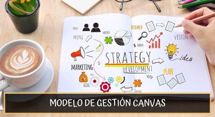 Cómo utilizar el modelo Canvas para definir tu estrategia empresarial