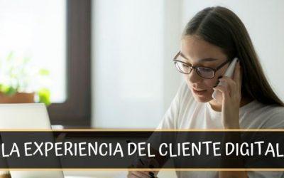 En qué consiste la experiencia del cliente online