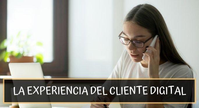 experiencia del cliente online