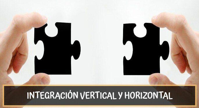 Integración vertical y horizontal como estrategia de crecimiento